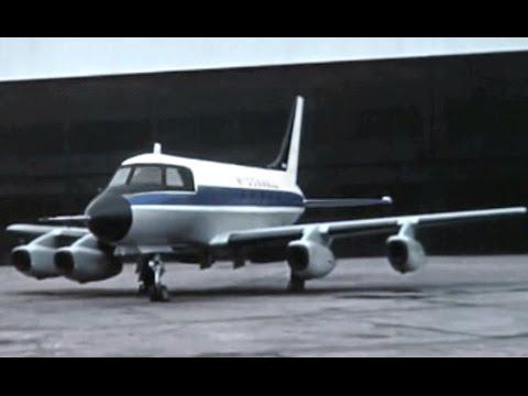 McDonnell 119/220 Business Jet Promo Spot - 1959