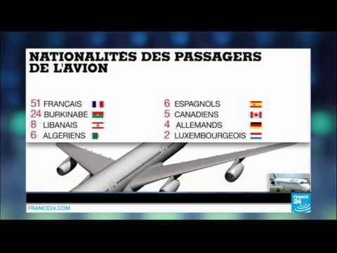 Crash du vol AH5017 d'Air Algérie : l'armée française détachée sur place