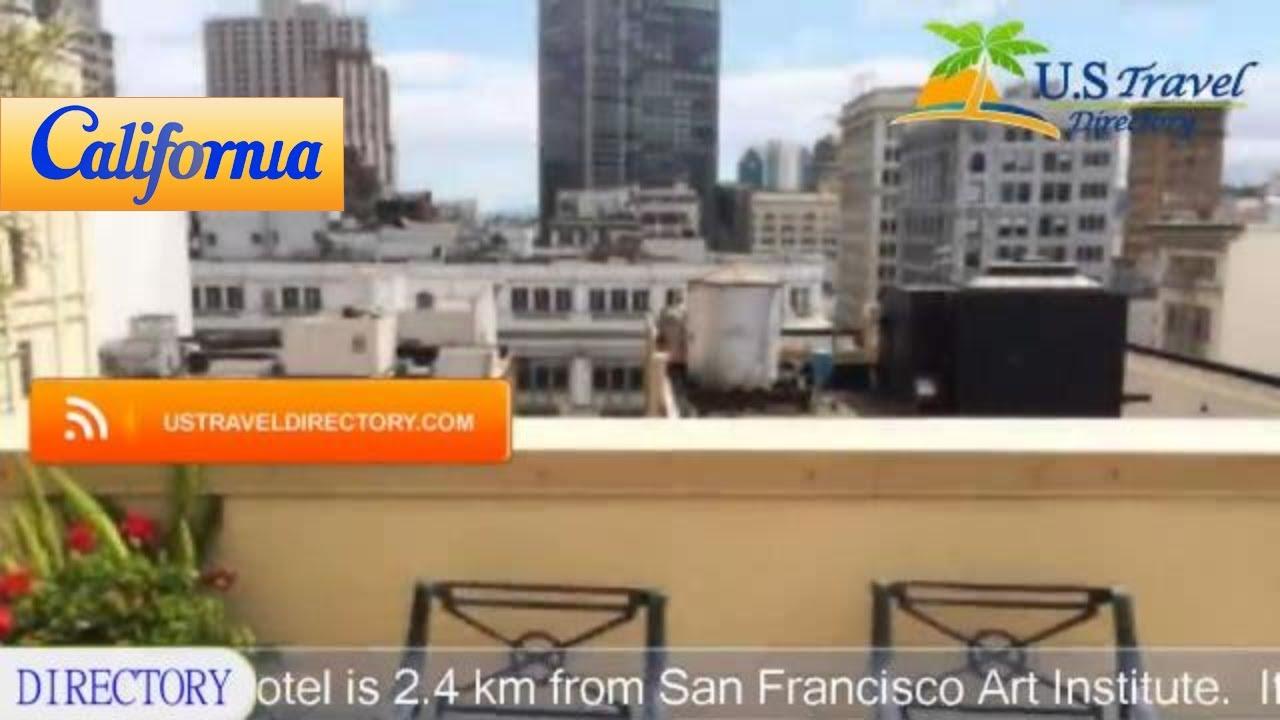 Orchard Garden Hotel, San Francisco Hotels   California