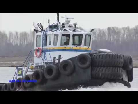 PACIFIC TUGBOAT time lapse