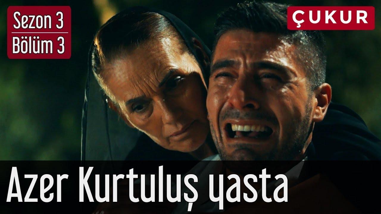 Çukur 4.Sezon 3.Bölüm - Kahraman Koçovalı ve Azer'in Hikayesi!