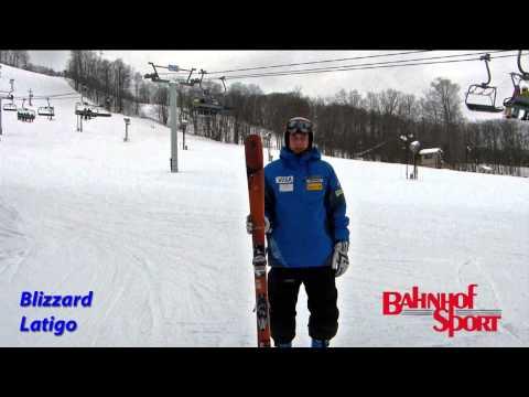 Blizzard LatiGo Ski