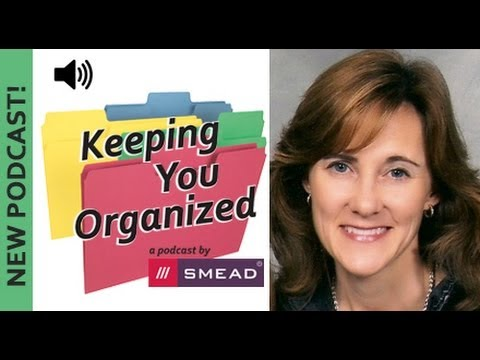 Organizing And Planning Your Space - Keeping You Organized Podcast 038