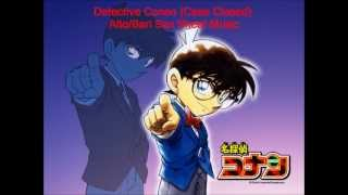 Detective Conan (case Closed) Opening Theme Sheet Music Alto/bari Sax
