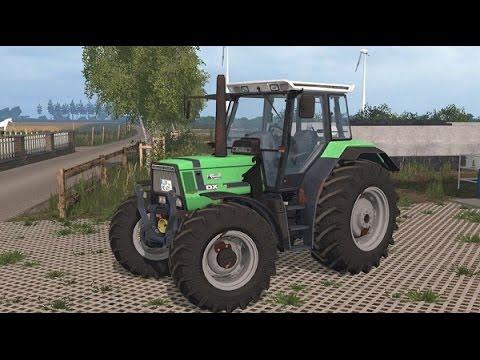 Fahrsiloaction Mit Deutzallis Dx 430 Prototyp Youtube Traktor