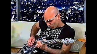Joe Satriani - Incredible Blues In Tv Show