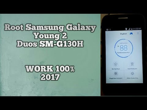 Tutorial Root Samsung Galaxy Young 2 Duos SM-G130H