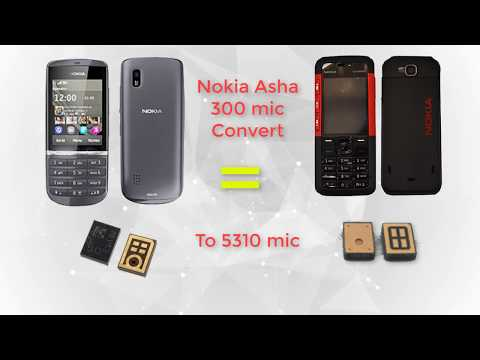 nokia 300 mic jumper solution 100% tested