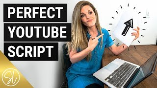 How to Script YouTube Videos (for HIGH ENGAGEMENT)