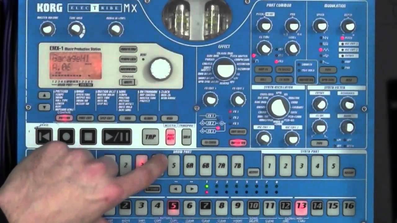 Korg EMX: Musical Instruments & Gear | eBay