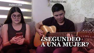 Me Vale Perderte (Cover) Dulce Cota - Chanito Cota   Segundeando a mi hermana
