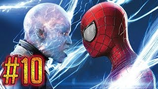 The Amazing Spider-Man 2 - GAMEPLAY ITA ULTRA SETTINGS HD PARTE 10