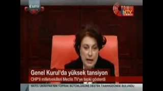 TBMM Meclis Televizyonu Hukuksuz Görüntülerin Yayın Aracı Değildir - Mahir ÜNAL