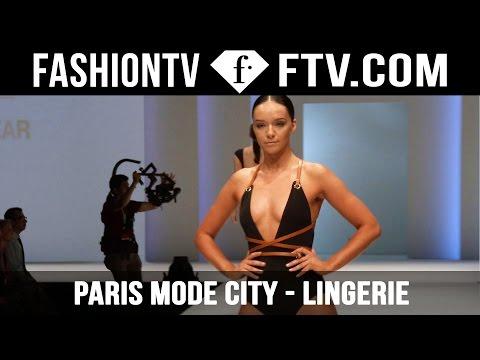 Swimwear & Lingerie Runway Show Spring/Summer 2016 pt. 8  | Paris Mode City | FashionTV