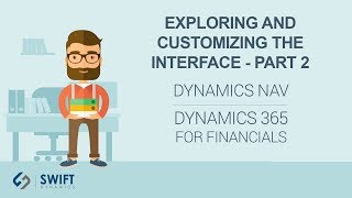 Exploring and Customizing the Dynamics NAV User Interface Part 2 - Role Center and FactBoxes