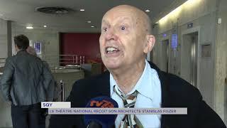 SQY : Le Théâtre national reçoit son architecte Stanislas Fiszer