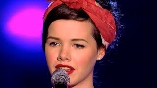 Repeat youtube video The Voice UK 2014 Blind Auditions  Sophie May Williams 'Time After Time' FULL