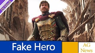 Jake Gyllenhaal On His Role As Mysterio In Spider Man Far From Home AG Media News