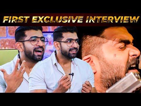 SIMBU was afraid of Vijay Sethupathy's ...! - Arun Vijay Opens Up! | Chekka Chivantha Vaanam | SM 13