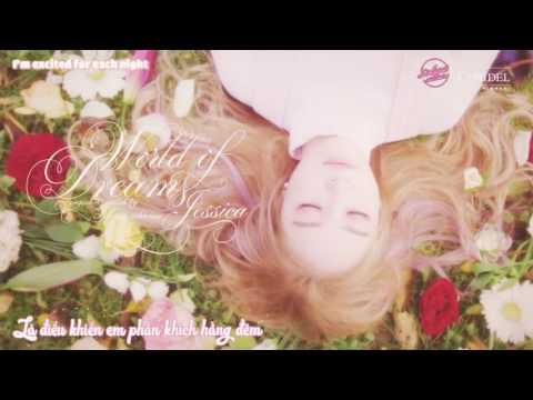 [Vietsub + Engsub][Audio] World Of Dreams - Jessica
