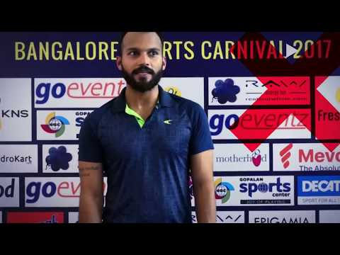 Bangalore Sports Carnival 2017 - After Event Video