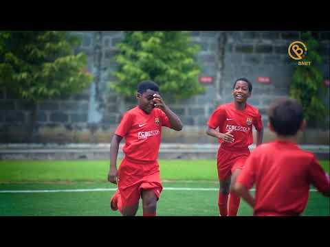 BARCA ACADEMY LAGOS EVALUATION MATCH 2018/2019 highlight -6/10/2018
