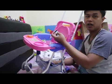 full-pasang-family-chair-stroller-/-meja-makan-baby-murah