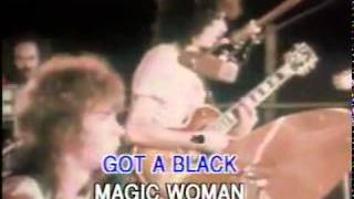 Carlos Santana - Black Magic Woman Karaoke.flv