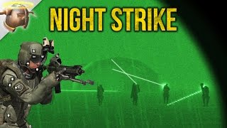 ARMA 3 CO-OP: Operation Kernel night strike Zeus mission