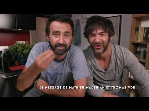 """Bravo Macron"" par Thomas VDB et Mathieu Madenian #AcTualiTy"