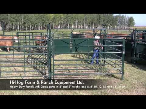 Hi Hog Panels And Gates