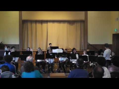 Winds Across the Bay Spring Concert