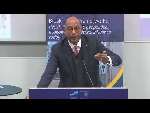Dr. Ibrahim Mayaki - Regional Integration and the Politics of Development Policy (2017)