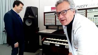 ¿De qué está hecha la Música?: CuMusic . Como una ola