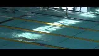 11-12歲級男50公尺仰式(42秒07)-九十七年新竹縣縣長盃分齡游泳錦標賽(2008.09.21)