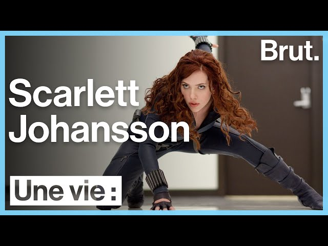 Une vie \: Scarlett Johansson