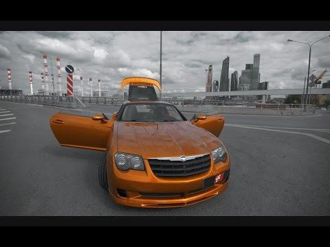 Chrysler Crossfire SRT-6 MSC Stage 3. 450+л.с. (0-100, Тест-Драйв, Обзор )