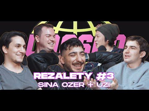REZALETY #3 Uzi, Sina Özer
