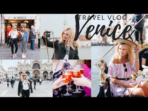 MY VENICE TRAVEL VLOG | COCOA CHELSEA