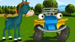Tractor Tom 🚜 Buzz! 🚜 Clip Compilation   Cartoons For Kids