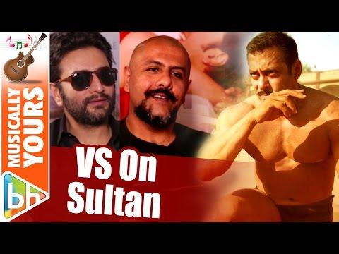 Vishal-Shekhar's Experience Of Working On Salman Khan's Sultan