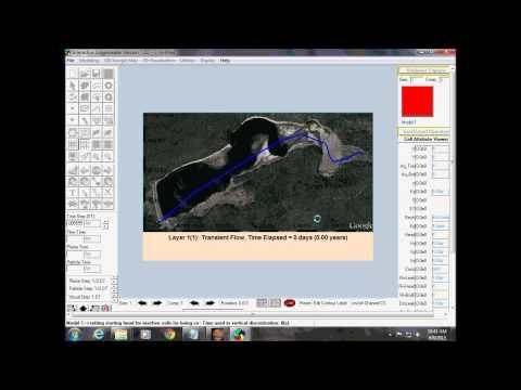 SW Tutorial 2 - Reservoir flood routing