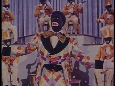 Rex Allen - Blackface Minstrel Song