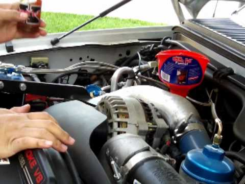 how to cold start a 6.0 powerstroke