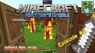 Minecraft - Foxy's Mod Mix [3] - Moving House