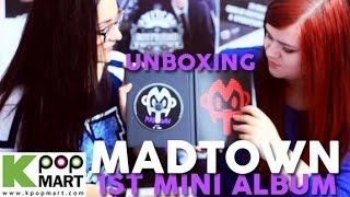 MADTOWN 1ST MINI ALBUM - Unboxing + October/November unboxing contest Thumbnail