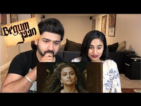 Begum Jaan Trailer Reaction | Vidya Balan | Reaction by RajDeep