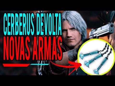 Devil May Cry 5 - Cerberus do DMC 3 Está de volta [ Novidades da NYCC - New York Comic Con]