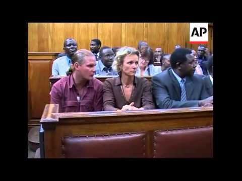 Descendant of one of Kenya's first white settlers again charged with murder