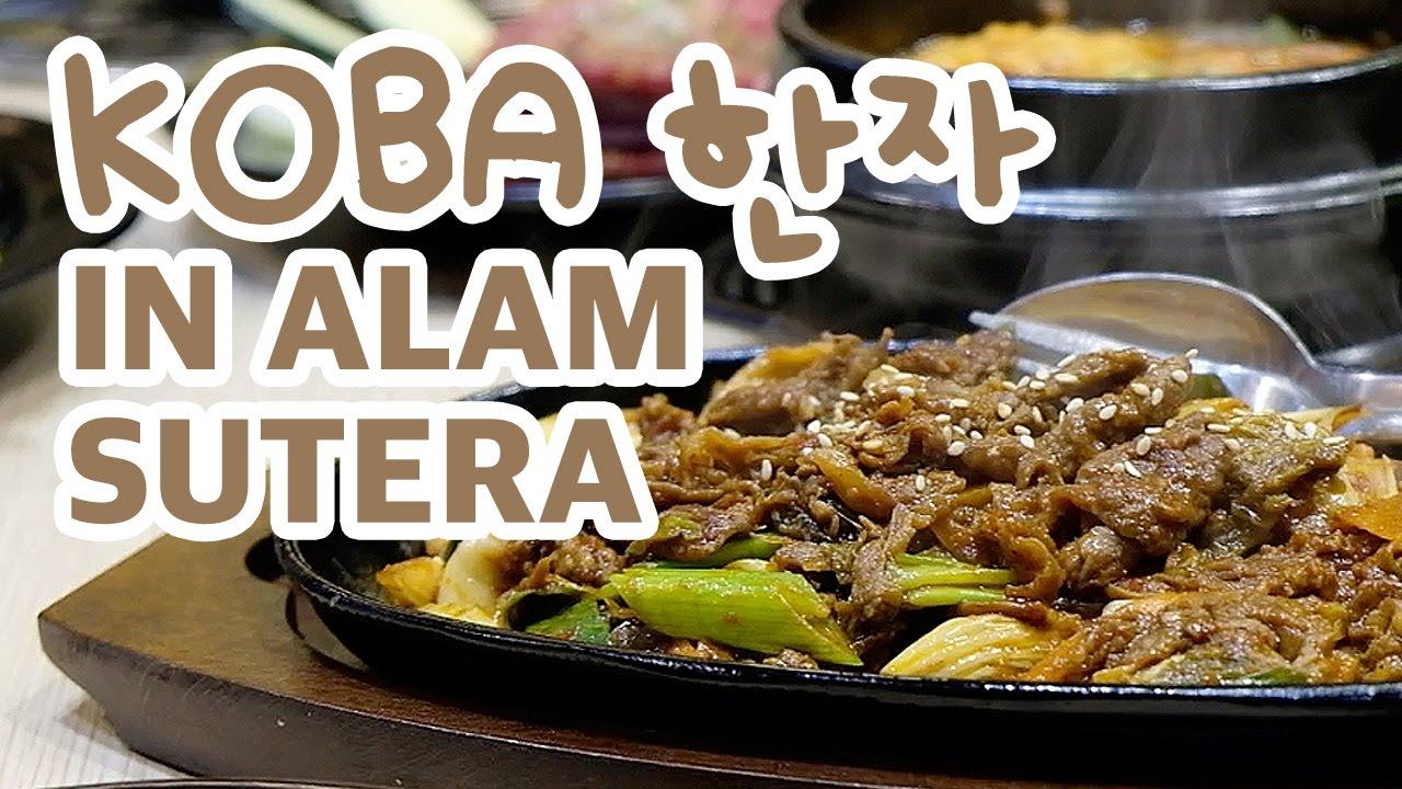 Kuliner Myfunfoodiary How To Enjoy Koba Korean Beef Bbq In Alam Sutera